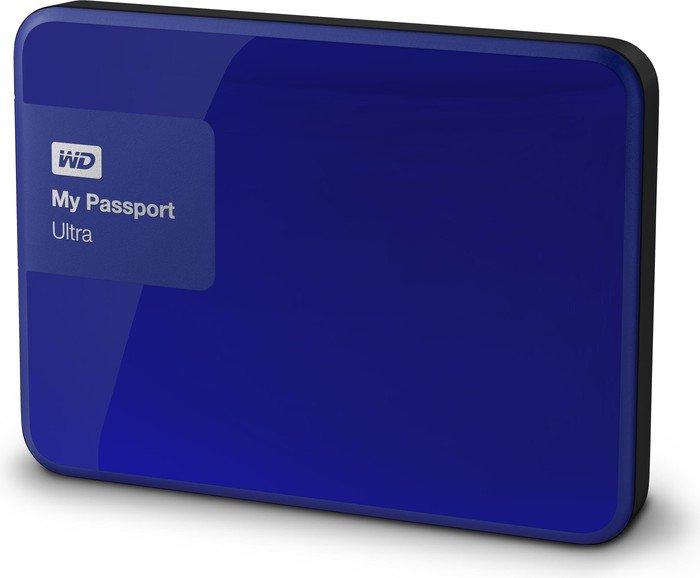 HD EXT USB3.0 2.5  2TB WD MY PASSPORT ULTRA AZUL