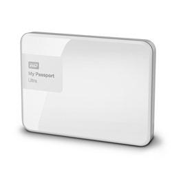 HD EXT USB3.0 2.5  3TB WD MY PASSPORT ULTRA BLANCO