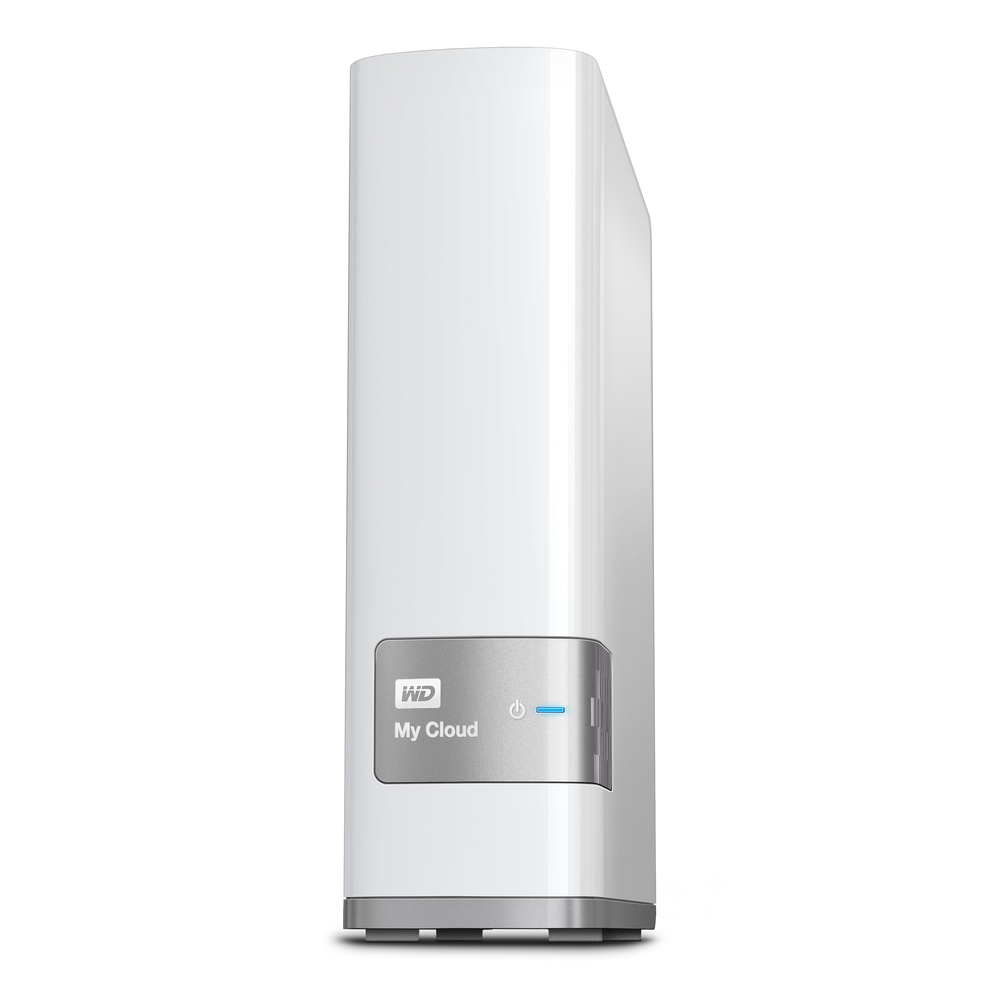 NAS SERVIDOR WD MY CLOUD PERSONAL 6TB