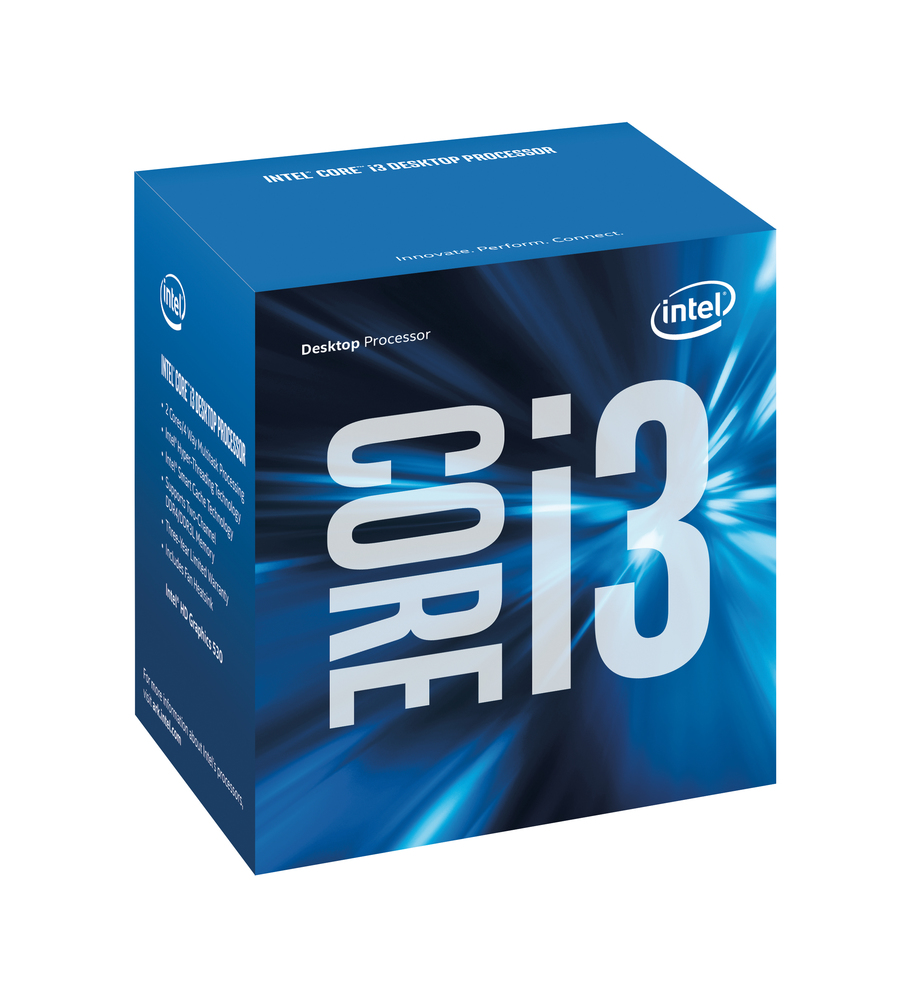 CPU INTEL 1151 I3-6100 2X3.7GHZ/3MB BOX