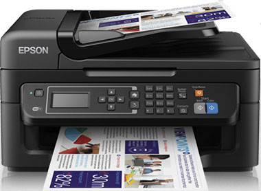 IMPRESORA EPSON MULTIFUNCION WORKFORCE WF-2630WF