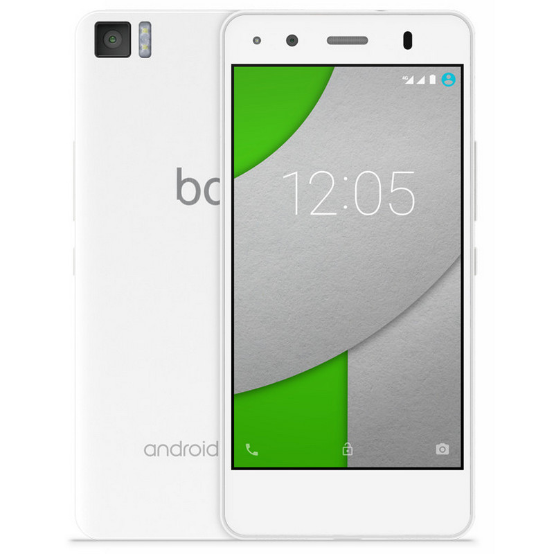 MOVIL BQ AQUARIS A4.5 QHD 4G LTE 16GB BLANCO