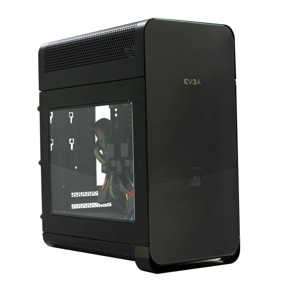 TORRE MINI ITX 500W EVGA 110-MW-1002-K2 NEGRO