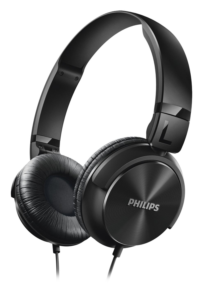AURICULARES PHILIPS SHL3060BK/00 NEGRO