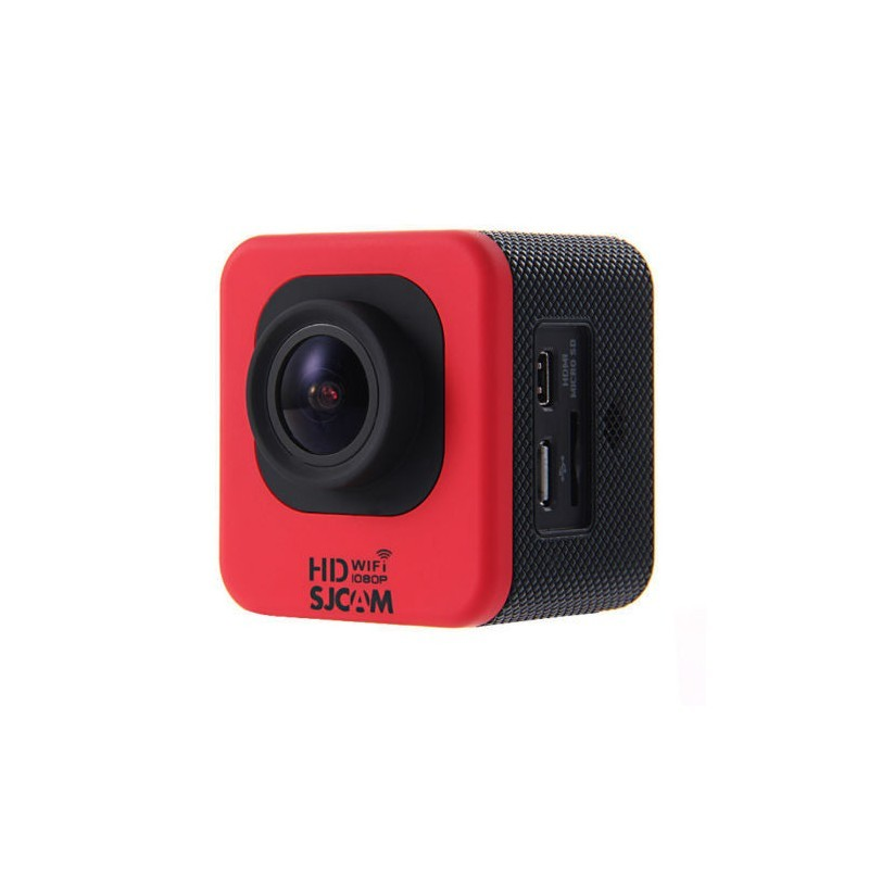CAMARA VIDEO SJCAM M10 WIFI RED