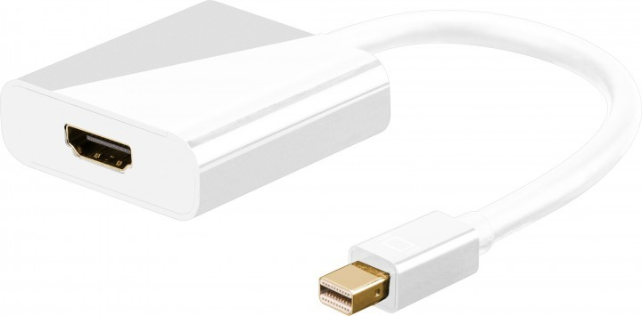 ADAPTADOR GOOBAY MINI DISPLAYPORT A HDMI