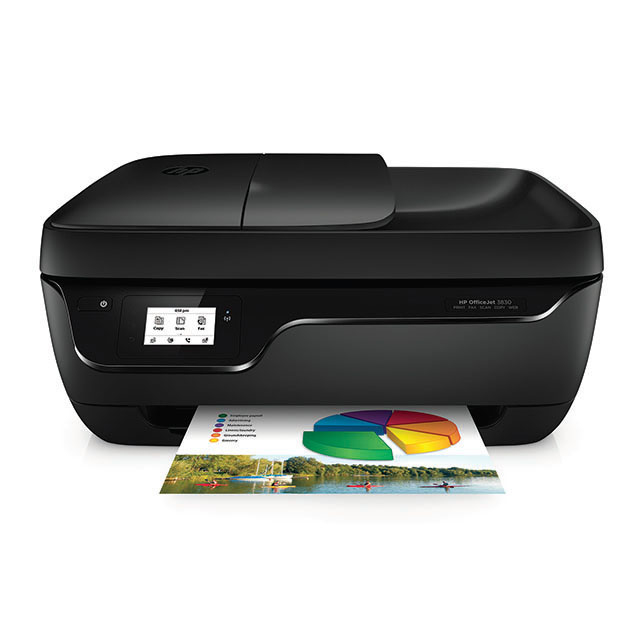 IMPRESORA HP MULTIFUNCION OFFICEJET 3830 WIFI FAX