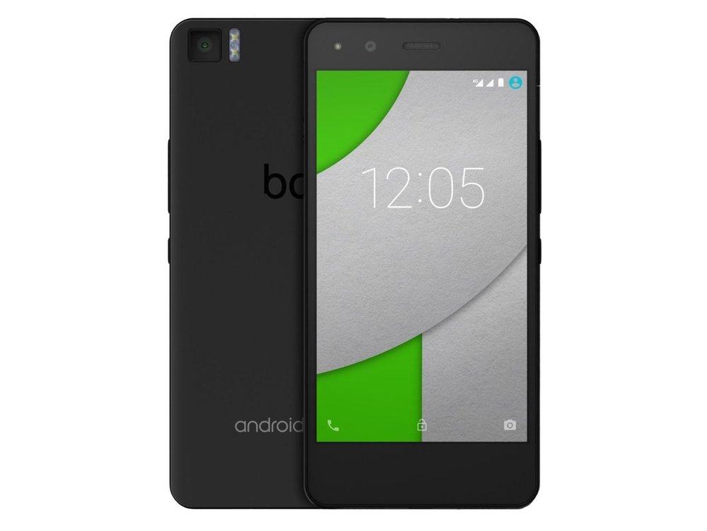 MOVIL BQ AQUARIS A4.5 4G LTE 2GB 16GB NEGRO