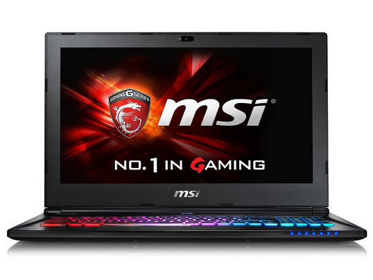 PORTATIL MSI GS60 6QE(GHOST PRO)-095ES