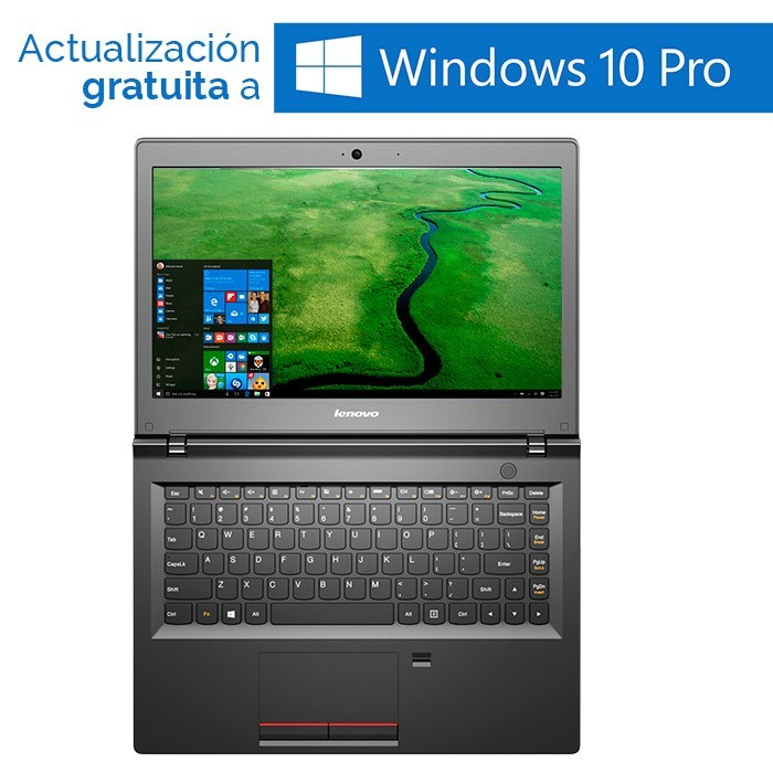 PORTATIL LENOVO ESSENTIAL E31-70-80KC0001SP NEGRO