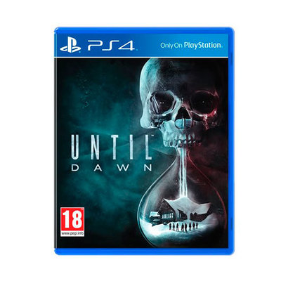PS4 UNTIL DAWN PS4/SPA