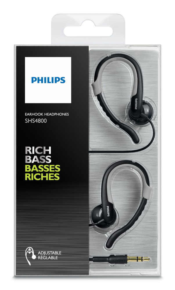 AURICULARES PHILIPS ACTIONFIT SHS4800/10