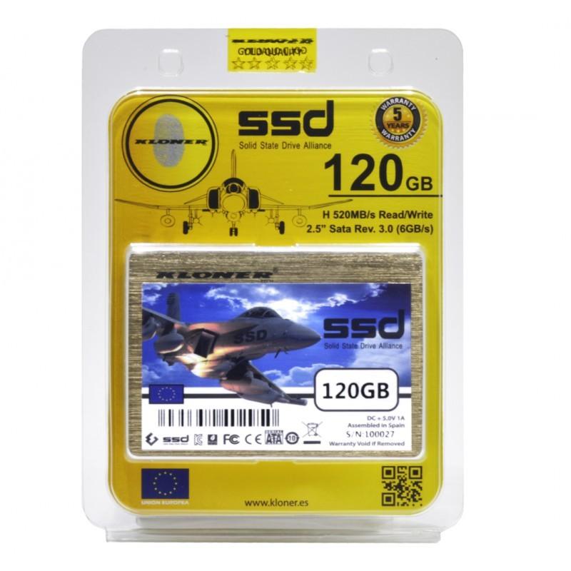 HD 2.5  SSD 120GB SATA3 KL-TECH