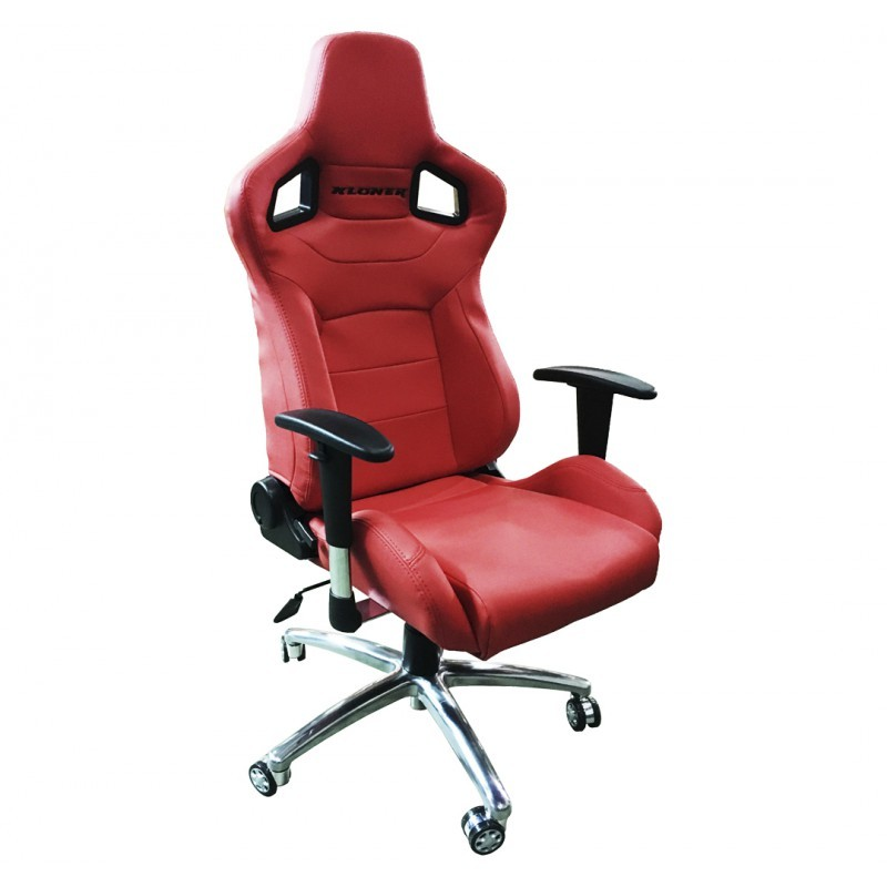 SILLA GAMING KL-TECH KTBEST-RED ROJO