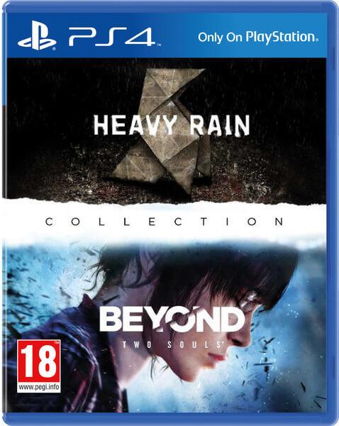 JUEGO VIDEOCONSOLA SONY PS4 HEAVY RAIN + BEYOND