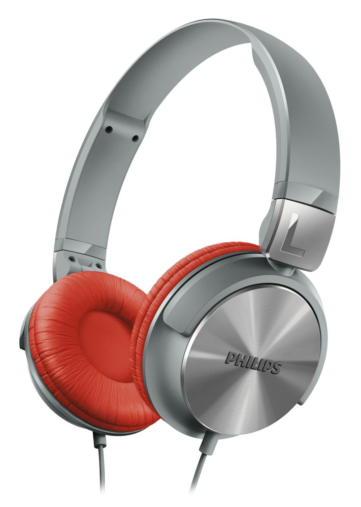 AURICULARES PHILIPS SHL3160OR/00 PLATA