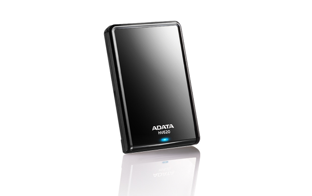 HD EXT USB3.0 2.5  500GB ADATA AHV620 NEGRO