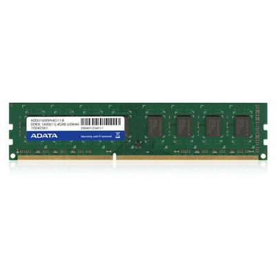 ADATA Premier Series - DDR3L - 4 GB - DIMM de 240 espigas - sin búfer
