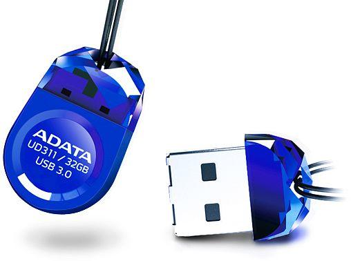 PENDRIVE 32GB USB3.0 ADATA AUD311 AZUL