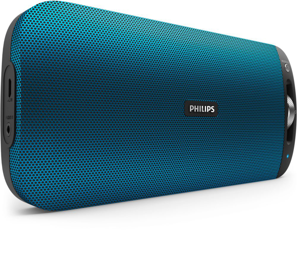ALTAVOCES 1.0 PHILIPS BT3600A/00 BLUETOOTH AZUL