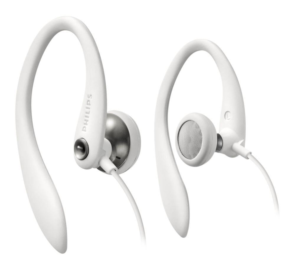 AURICULARES PHILIPS ACTIONFIT SHS3300WT/10 BLANCO