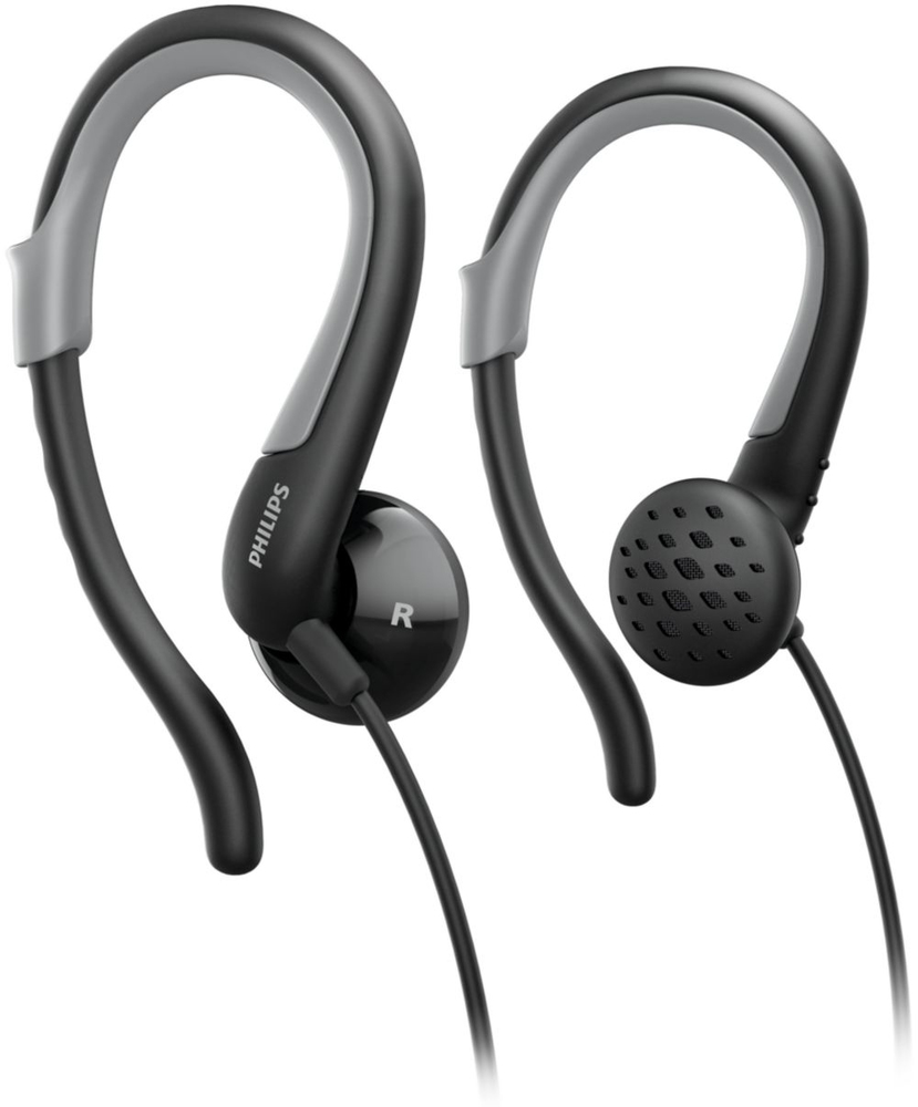 AURICULARES PHILIPS ACTIONFIT SHS4900/10 NEGRO