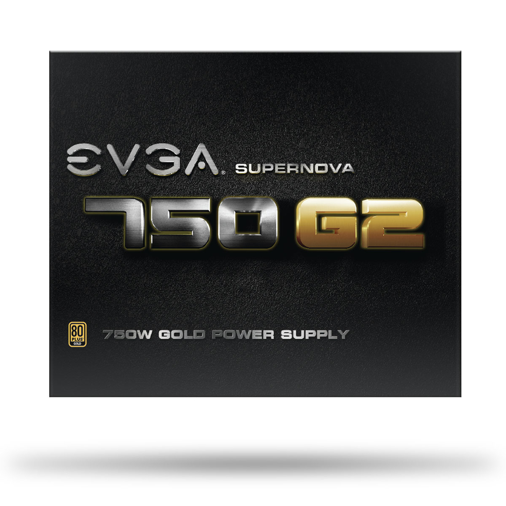 FUENTE ATX 750W EVGA 750 G2 220-G2-0750-X2