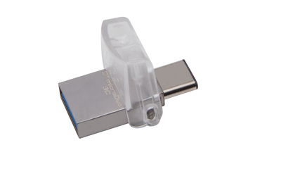 Kingston DataTraveler microDuo 3C - unidad flash USB - 32 GB