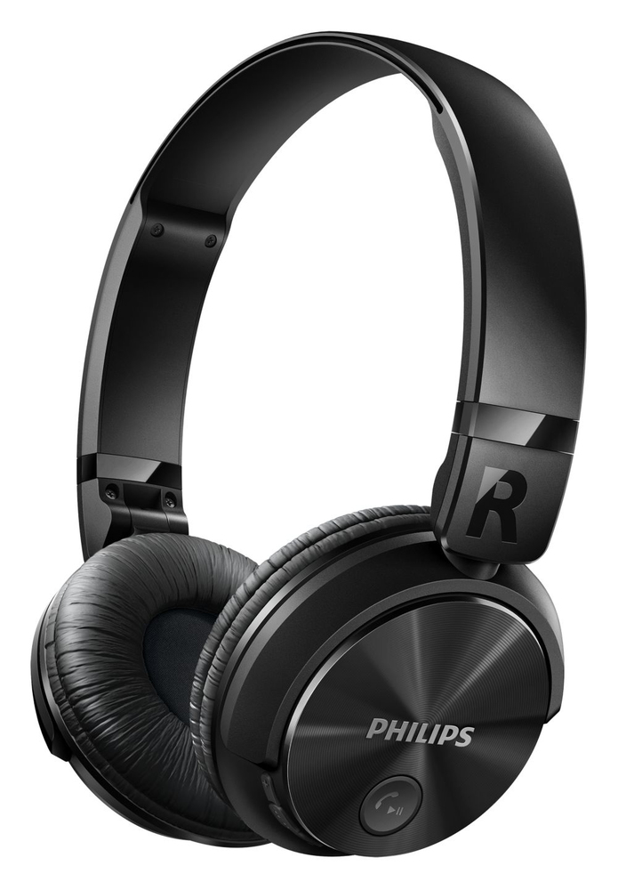 AURICULARES PHILIPS SHB3060BK/00 BLUETOOTH NEGRO