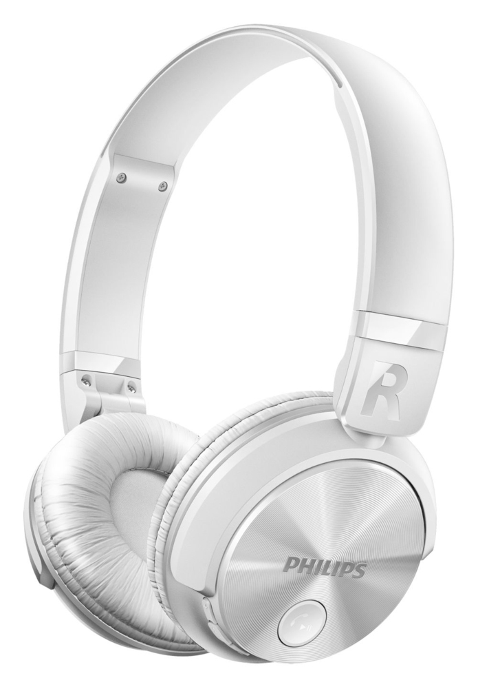 AURICULARES PHILIPS SHB3060WT/00 BLUETOOTH BLANCO