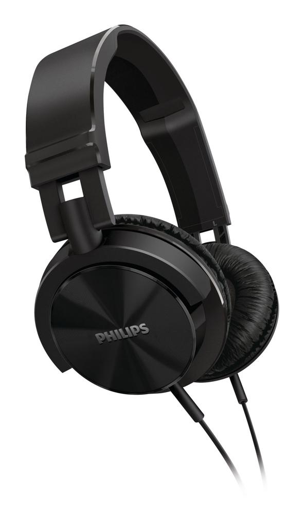 AURICULARES PHILIPS SHL3000/00 DJ NEGRO