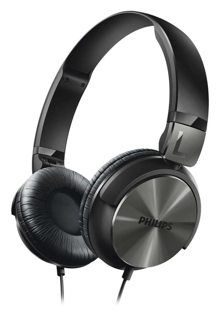 AURICULARES PHILIPS SHL3160BK/00 NEGRO