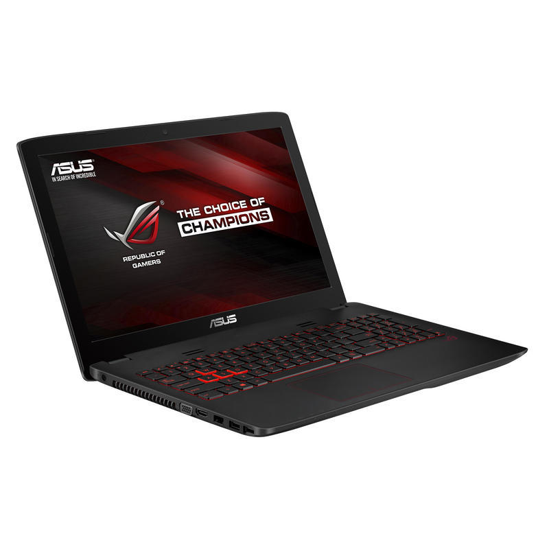 PORTATIL ASUS GAMING ROG GL552VW-DM144T NEGRO