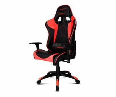 Drift Silla Gaming DR300 Negro/Rojo