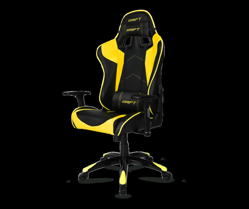 SILLA GAMING DRIFT DR300 NEGRO/AMARILLO