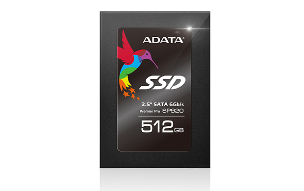 HD 2.5  SSD 512GB SATA3 ADATA SP920