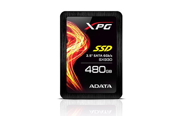 HD 2.5  SSD 480GB SATA3 ADATA SX930 GAMING