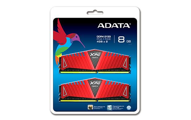 MODULO RAM DDR4 2X4GB PC2133 ADATA XPG Z1