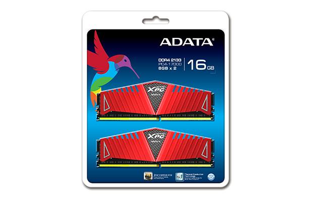 MODULO RAM DDR4 2X8GB PC2133 ADATA XPG Z1