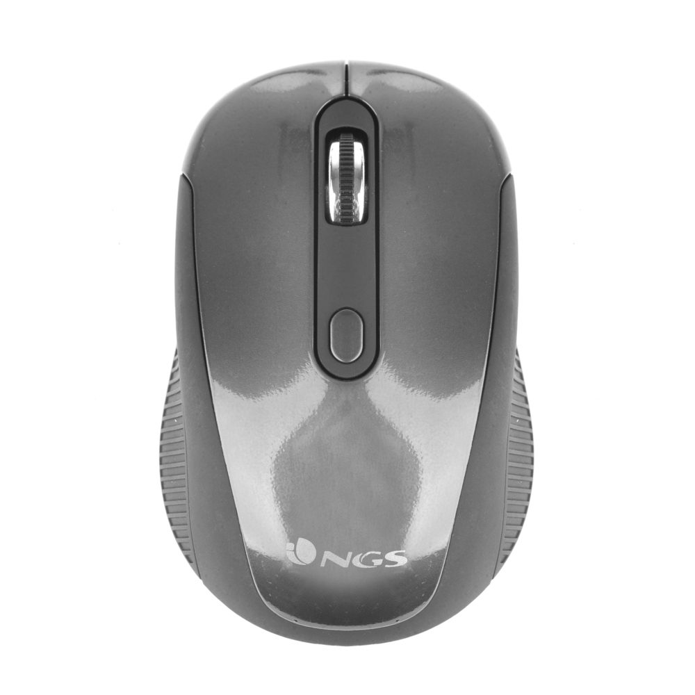 RATON OPTICO NGS BLACK HAZE WIRELESS