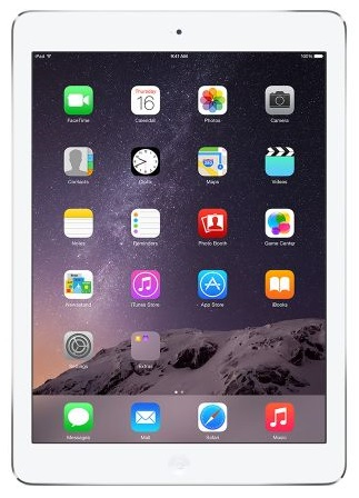 APPLE IPAD AIR 32GB 4G PLATA