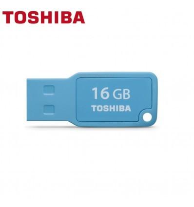 PENDRIVE 16GB USB2.0 TOSHIBA U201 AZUL