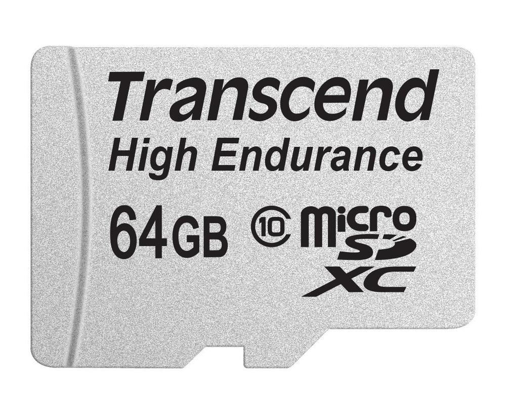 MEM MICRO SD 64GB TRANSCEND CL10