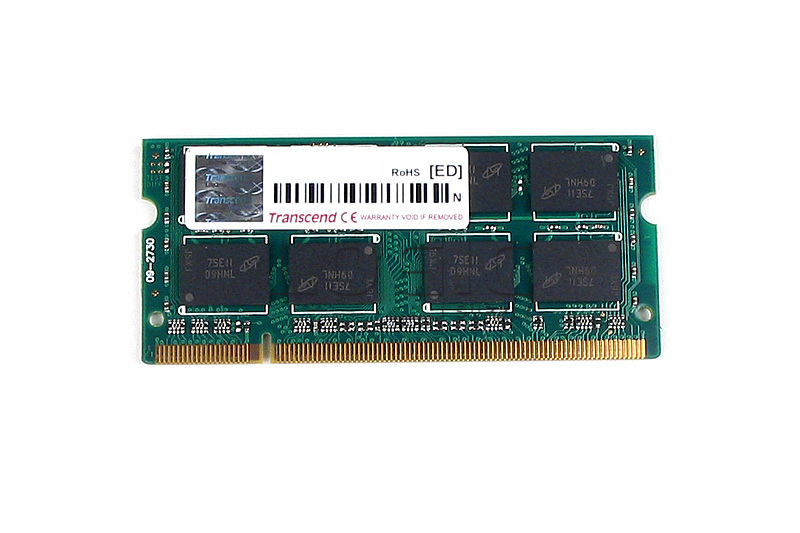 MOD S/O DDR3 PC1333 8GB TRANSCEND PARA APPLE MAC