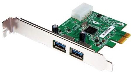 CONTROLADORA MINI-PCIE 2USB3.0 TRANSCEND