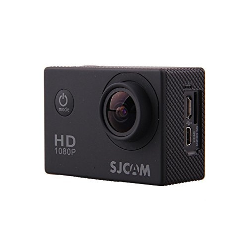 CAMARA VIDEO SJCAM SJ4000 BLACK V2.0 - 1080P-30FPS/12MPX/LCD 1,5 /PACKAGING ESPAÑOL
