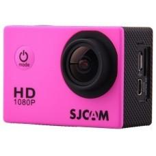 CAMARA VIDEO SJCAM SJ4000 PINK V2.0 - 1080P-30FPS/12MPX/LCD 1,5 /PACKAGING ESPAÑOL