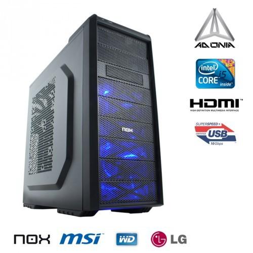ORDENADOR ADONIA SAMUS III GAMING I7 32GB NV 960