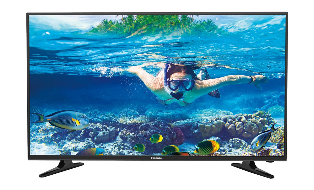 TV LED 40  HISENSE LTDN40D50EU FULL HD