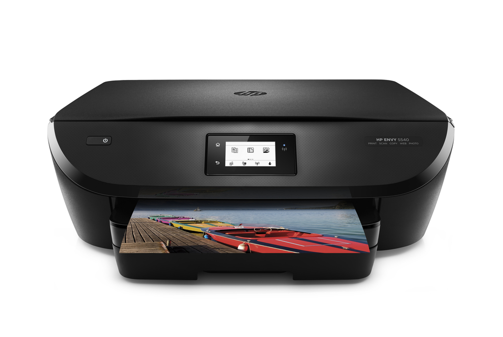 IMPRESORA HP MULTIFUNCION ENVY 5540 WIFI